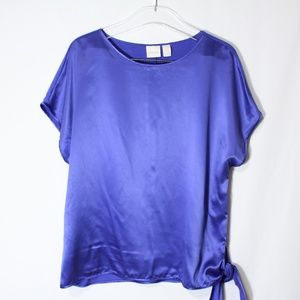 chico blouse size 2